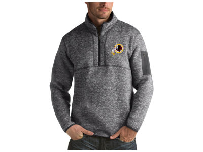 Washington Redskins Antigua NFL Men's Fortune Quarter Zip