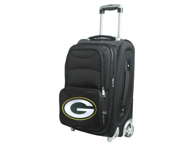 Green Bay Packers Mojo Luggage Carry-On 21in Spinner