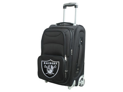 Oakland Raiders Luggage Carry-On 21in Spinner
