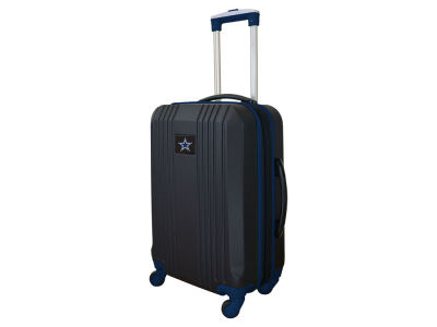 Dallas Cowboys Mojo Luggage Carry-on 21in Hardcase Two-Tone Spinner