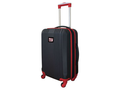 New York Giants Luggage Carry-on 21in Hardcase Two-Tone Spinner V