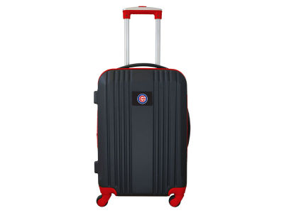 Chicago Cubs Mojo Luggage Carry-on 21in Hardcase Two-Tone Spinner