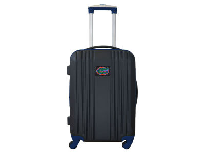 Florida Gators Luggage Carry-on 21in Hardcase Two-Tone Spinner V