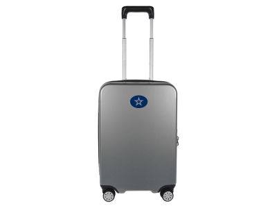 Dallas Cowboys Luggage Carry-on 22in Hardcase Spinner