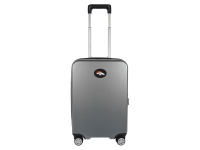 Denver Broncos Mojo Luggage Carry-on 22in Hardcase Spinner