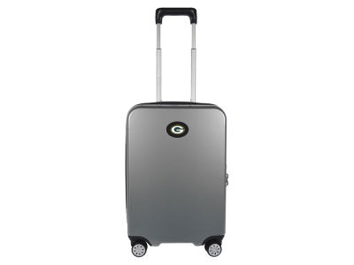 Green Bay Packers Mojo Luggage Carry-on 22in Hardcase Spinner