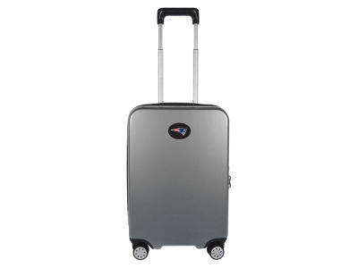 New England Patriots Mojo Luggage Carry-on 22in Hardcase Spinner