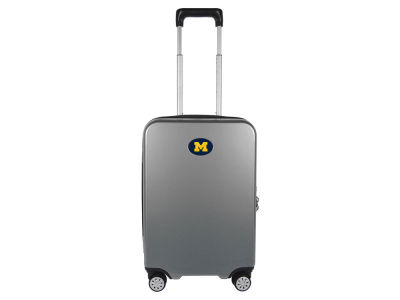 Michigan Wolverines Mojo Luggage Carry-on 22in Hardcase Spinner