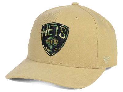 Brooklyn Nets '47 NBA Camfill '47 MVP Cap