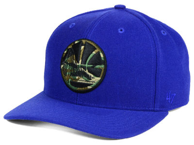 Golden State Warriors '47 NBA Camfill '47 MVP Cap