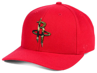 Houston Rockets '47 NBA Camfill '47 MVP Cap