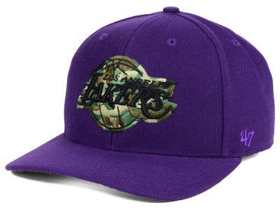 Los Angeles Lakers '47 NBA Camfill '47 MVP Cap