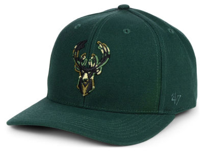 Milwaukee Bucks '47 NBA Camfill '47 MVP Cap