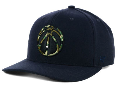 Washington Wizards '47 NBA Camfill '47 MVP Cap