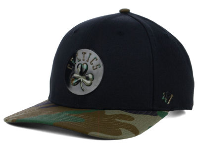 Boston Celtics '47 NBA Caster Camo '47 MVP Cap