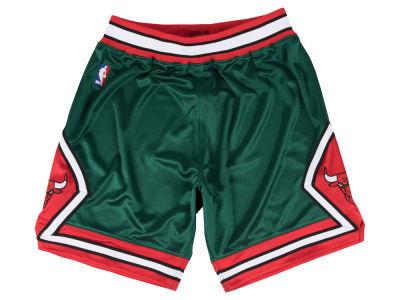 Chicago Bulls Mitchell & Ness NBA Men's Authentic NBA Shorts