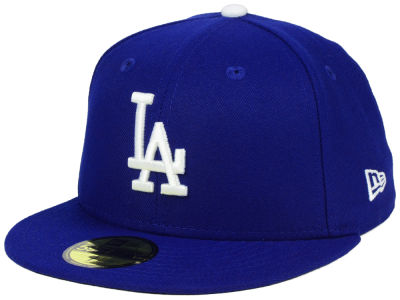 Los Angeles Dodgers Clayton Kershaw New Era MLB AC Multi Player Embroidigraph Cap