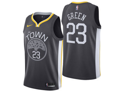 Golden State Warriors Draymond Green Nike NBA Men s Statement Swingman  Jersey 221f83cb0