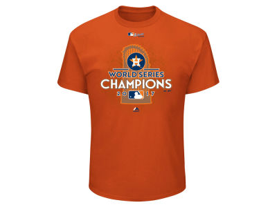 Houston Astros Majestic 2017 MLB Men's World Series Champ Locker Room T-Shirt