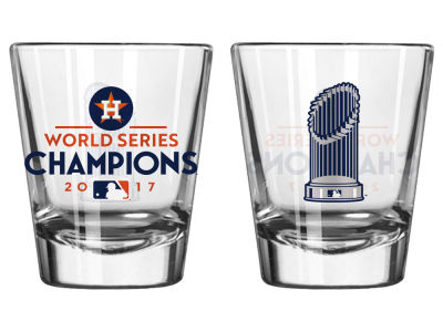 Houston Astros Event 2oz Clear Shot Glass
