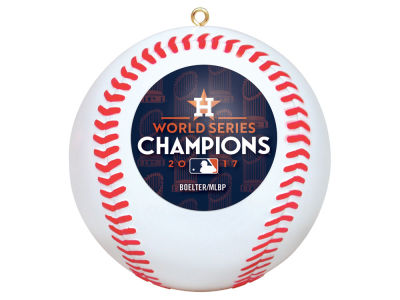 Houston Astros Event Baseball Ornament