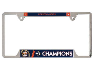 Houston Astros Event Laser Frame