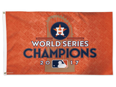 Houston Astros Event 3x5 Flag
