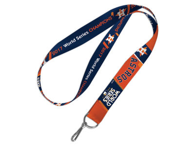 Houston Astros Event Lanyard