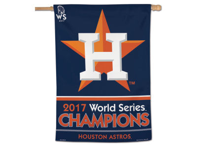 Houston Astros Vertical Flag - 28x40 - EVENT