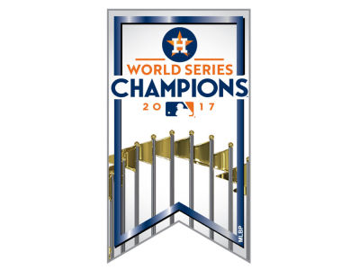 Houston Astros Event Banner Pin