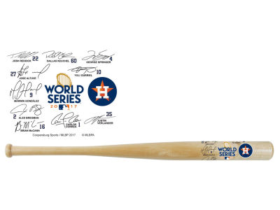 "Houston Astros World Series 18"" Autograph Bat"