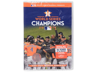 Houston Astros Event DVD