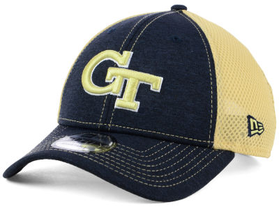 Georgia-Tech New Era NCAA Shadow Turn 9FORTY Cap