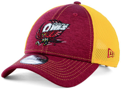 Temple Owls New Era NCAA Shadow Turn 9FORTY Cap