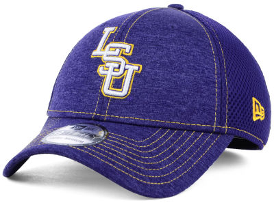 LSU Tigers New Era NCAA Classic Shade Neo 39THIRTY Cap