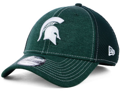 Michigan State Spartans New Era NCAA Classic Shade Neo 39THIRTY Cap