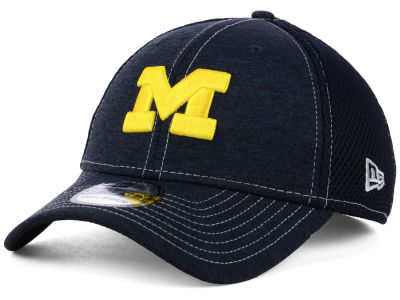 Michigan Wolverines New Era NCAA Classic Shade Neo 39THIRTY Cap