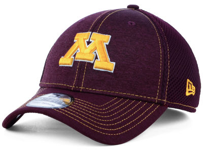 Minnesota Golden Gophers New Era NCAA Classic Shade Neo 39THIRTY Cap