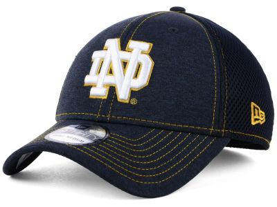 Notre Dame Fighting Irish New Era NCAA Classic Shade Neo 39THIRTY Cap