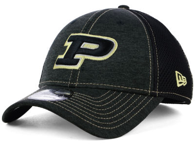 Purdue Boilermakers New Era NCAA Classic Shade Neo 39THIRTY Cap