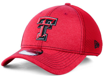 Texas Tech Red Raiders New Era NCAA Classic Shade Neo 39THIRTY Cap