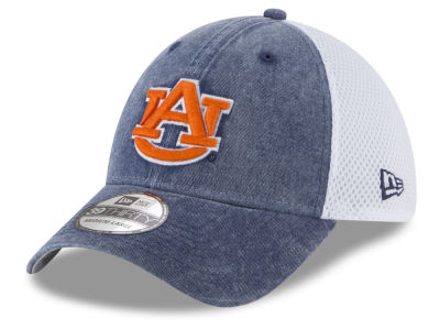 Auburn Tigers New Era NCAA Washed Neo 39THIRTY Cap