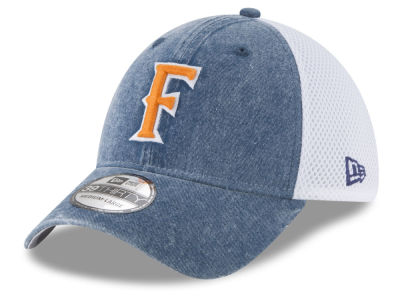Cal State Fullerton Titans New Era NCAA Washed Neo 39THIRTY Cap