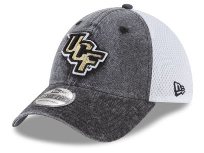 University of Central Florida Knights New Era NCAA Washed Neo 39THIRTY Cap