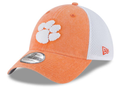 Clemson Tigers New Era NCAA Washed Neo 39THIRTY Cap