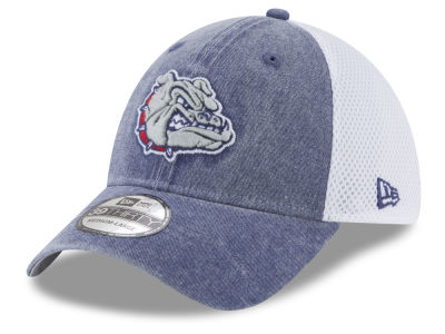 Gonzaga Bulldogs New Era NCAA Washed Neo 39THIRTY Cap