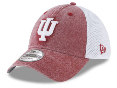 Indiana Hoosiers New Era NCAA Washed Neo 39THIRTY Cap
