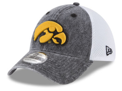Iowa Hawkeyes New Era NCAA Washed Neo 39THIRTY Cap