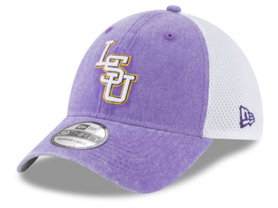 LSU Tigers New Era NCAA Washed Neo 39THIRTY Cap