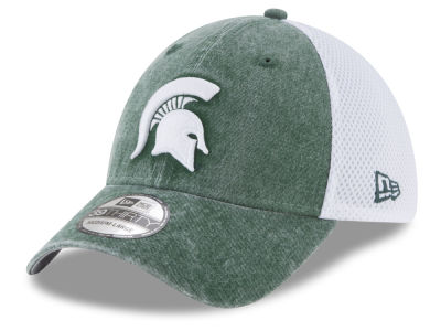 Michigan State Spartans New Era NCAA Washed Neo 39THIRTY Cap